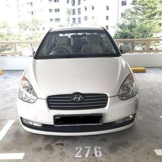 Hyundai Verna 1.4 Auto GL