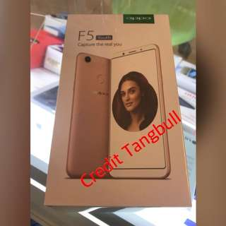 Tangbull kredit oppo F5 Youth