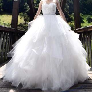 Rosa Clara ALMO NOVIA Wedding Gown 婚紗