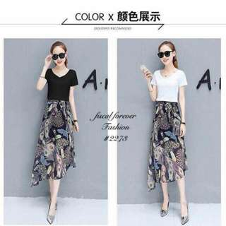 350 Free size fit s to L Terno