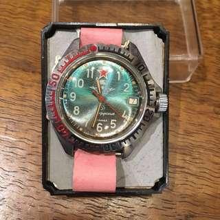 蘇聯軍錶 未曾使用