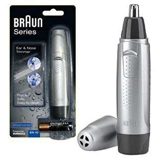 Braun Nose & Ear Trimmer! Brand new!