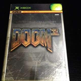 Xbox Game - Doom