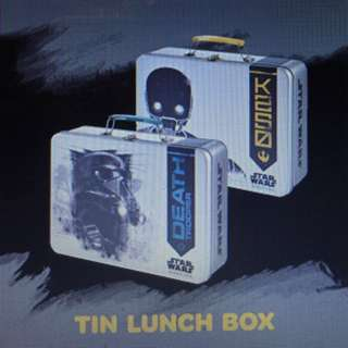 Star Wars Limited Edition Lunch Box