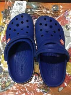 Crocs 11號兒童鞋