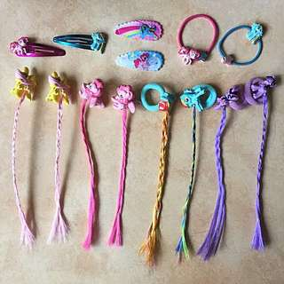 MLP Hair Accessories