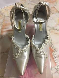 Princess wedding shoes