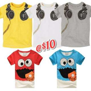 (Preorder) Kids top