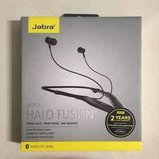 Brand New Jabra Halo Fusion Wireless Buds