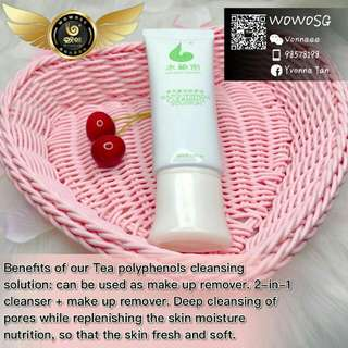 Wowo Tea Polyphenols Cleaning Solution