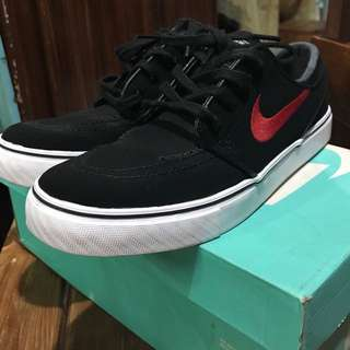 Nike SB Zoom Stefan Janoski Canvas Skateboard Shoes Men