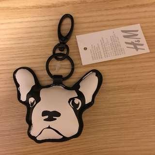 狗仔掛飾鎖匙扣