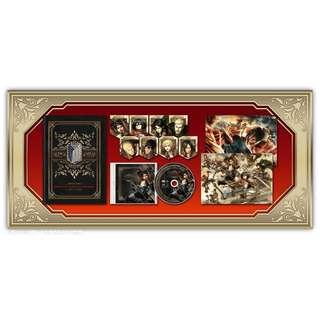 全新 PS4 進擊之巨人2 (行貨中文Treasure Box 特典版)- 有中文字幕