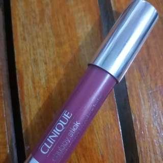 Clinique moisturizing lip colour balm