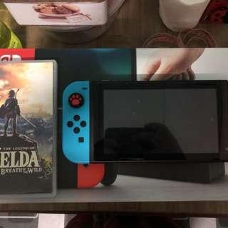 Nintendo Switch Malaysian Set