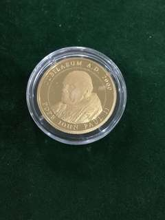 Ordine of Malta 2000 gold coin