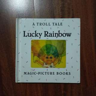 A Troll Tale - Lunch Rainbow