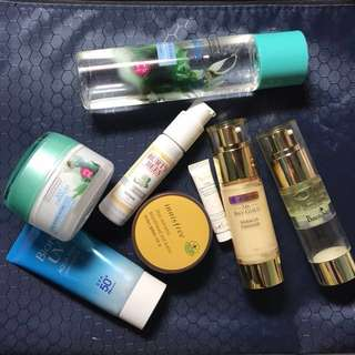 Bundle of Facial Products for Sale