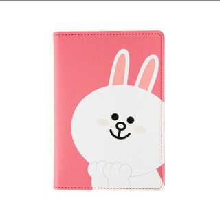 Line Friend Passport Holder