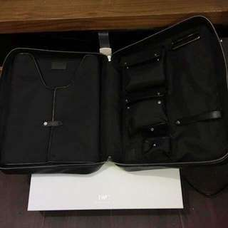 IWC Schaffhausen leather bag