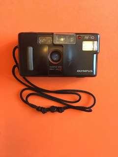 Olympus AF10 f3.5 35mm film camera