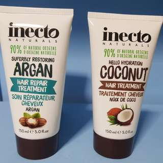 Inecto hair treatment