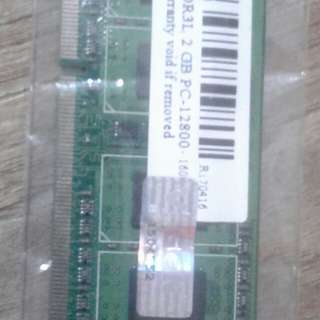 v-gen ram ddr3 2gb notebook