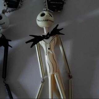 Nightmare Before Christmas Jack Skellington Key Chain