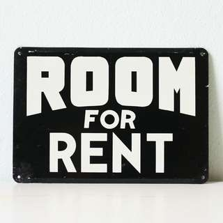Room for rent at yoshun