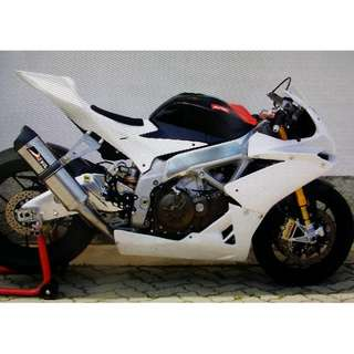 Devil Exhaust Systems Singapore Aprilia RSV 4 2009 - 2015 Ready Stock ! Promo ! Do Not PM ! Kindly Call Us !