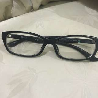 Ray Ban Black Eyeglasses