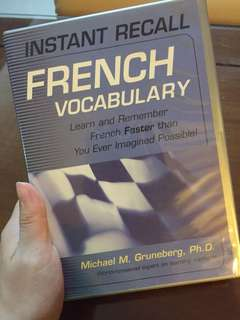 Learning french cd