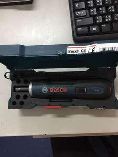 全新BOSCH GO 3.6V電批