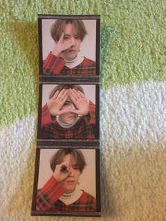 <只換不買>Got7 Eyes One You 3-Cuts Photo Sticker