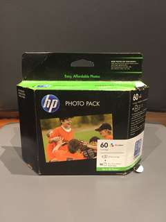 HP photo pack