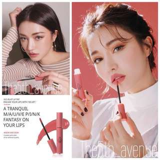 3CE Velvet Lip Tint - Near and Dear [Authentic]