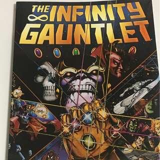 [Comics] Marvel's Infinity Gauntlet & Infinity TPB