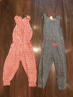 Cotton on kids jumpsuit