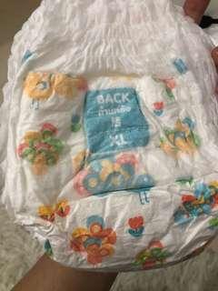 FREE Diaper XL size