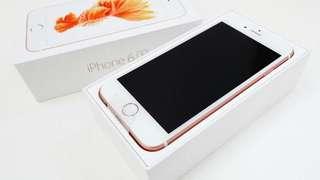 Iphone6s 128Gb 玫瑰金