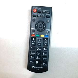 Panasonic tv remote control 100 percent working