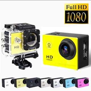 Mini DV HD1080 Sport Underwater 30m