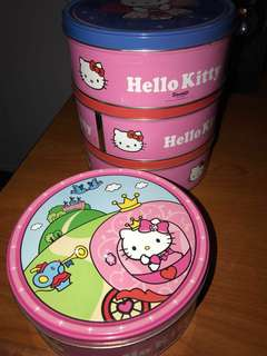 Hello Kitty Lunch Box (EMPTY)