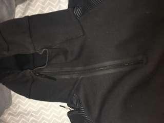 Nike hoodie fleese used once
