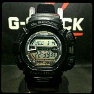 G Shock G-9000 Mudman