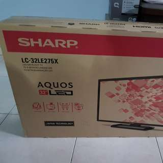 Brand new 32 inch led tv