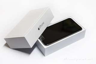 Iphone6 plus 16Gb 太空灰