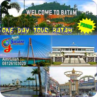Package 2D1N Tour Batam Island