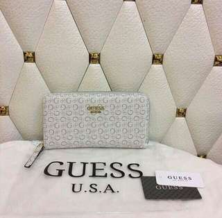 Guess Wallet - White