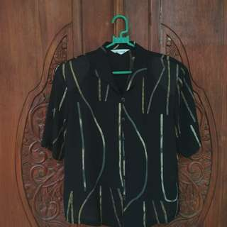 Black Vintage Shirt
